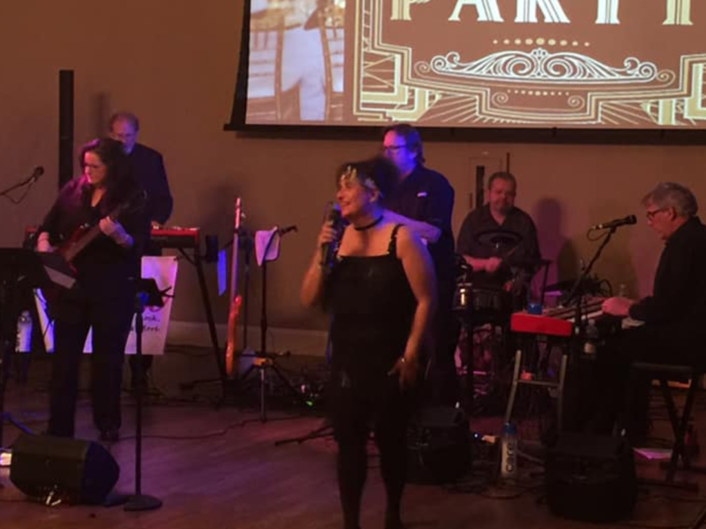 Moxie plays the best of classic soul, R&B and funk music from the '60s,'70s and '80s.