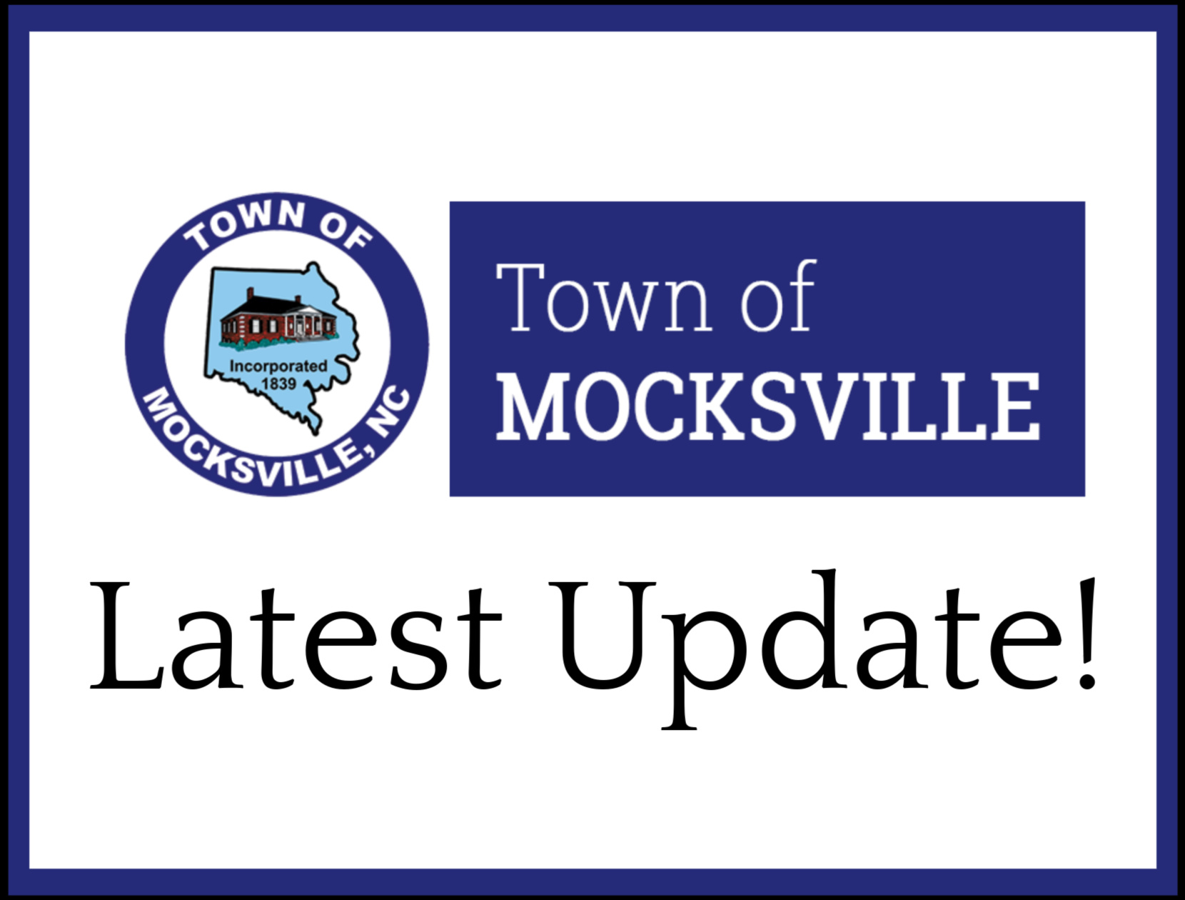 Latest update on COVID-19 Business changes for Mocksville NC