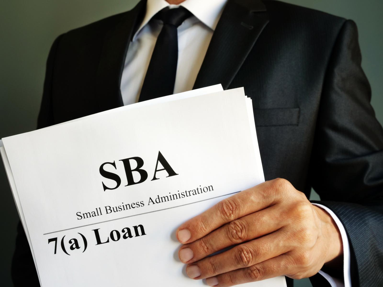 SBA Loan Image