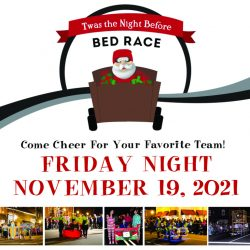 Mocksville Event Bed Race 2021